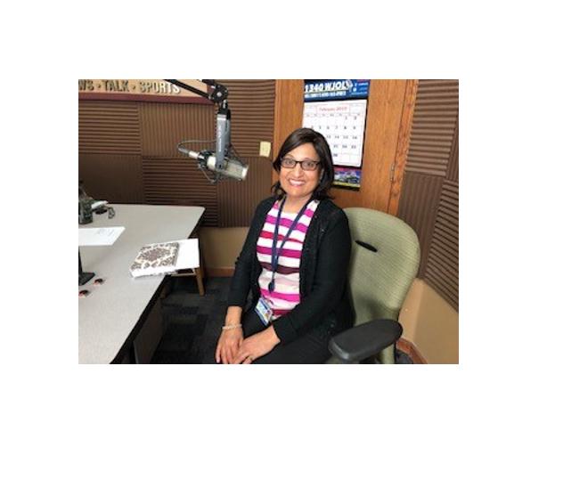 Dr. Sangita Garg Talks about Importance of Dental Health on WJOL Radio