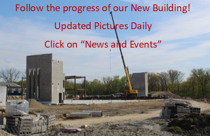 To Follow Progress of New Will County Health Department Building, Here is YOUR Camera !!