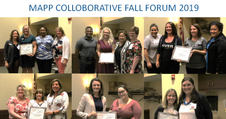 MAPP Collaborative Fall Forum 2019 Announces WeWill WorkHealthy Winners