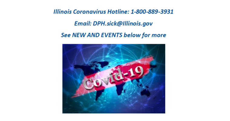 Please Go to WCHD CORONAVIRUS INFORMATION for Important COVID-19 FACTS / CDC Calls for No Gatherings above 50