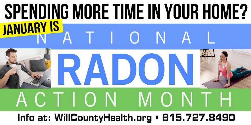 Even More Important During a Pandemic- RADON ACTION MONTH (Jan 2021)  Poster and Video Contests !!