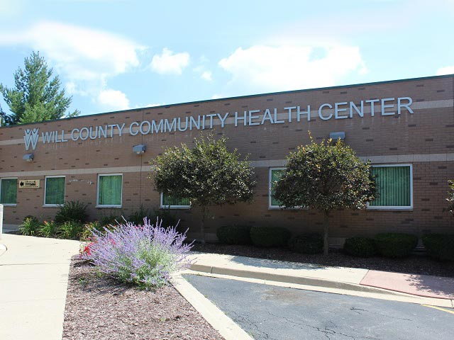 Community Health Center front of building